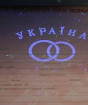Диплом - микро ворс в УФ (Мелитополь)